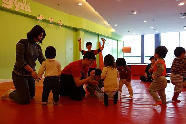 The Little Gym 體驗課程 (13)