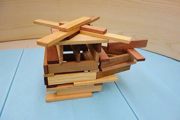 Soopsori原粹木積木,創意建築師,噗兒