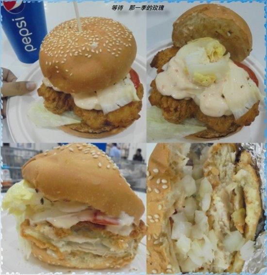 0新竹-Costco泰式雞腿堡