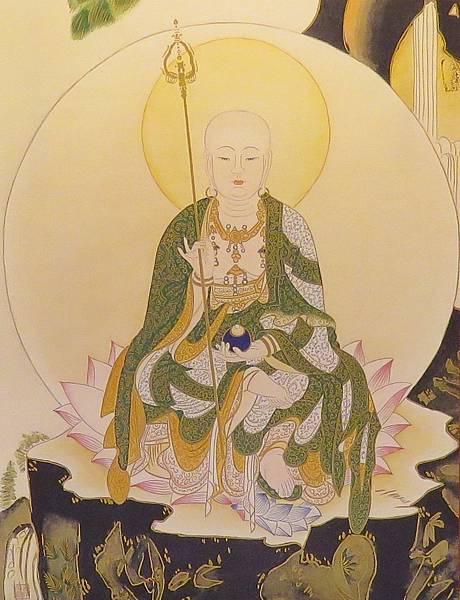 拿摩地藏王菩薩
