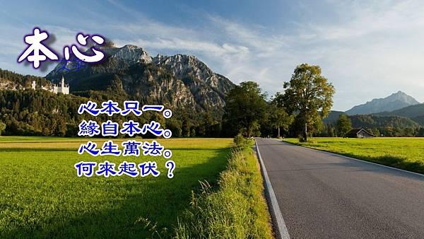 road_asphalt_field_green_trees_mountains_castle_45628_1920x1080