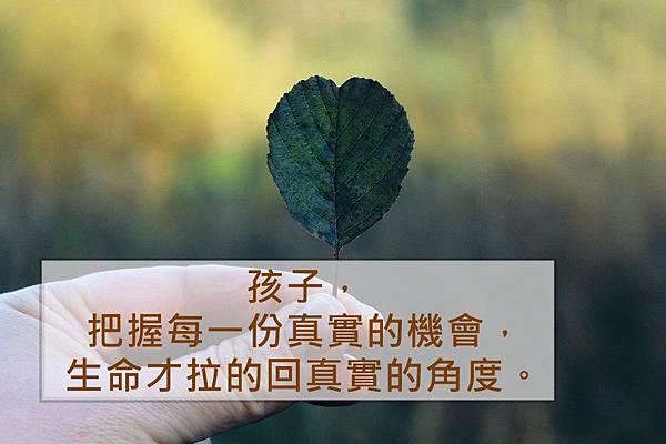 佛說解義124 :自我保護