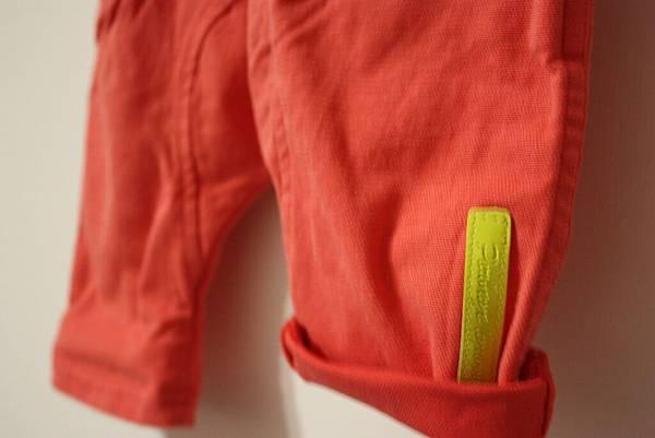 超彈性小橘褲