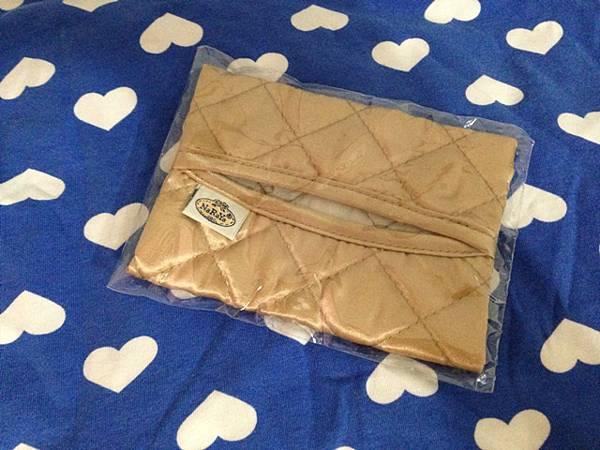 全新,曼谷面紙袋,50元,運40元