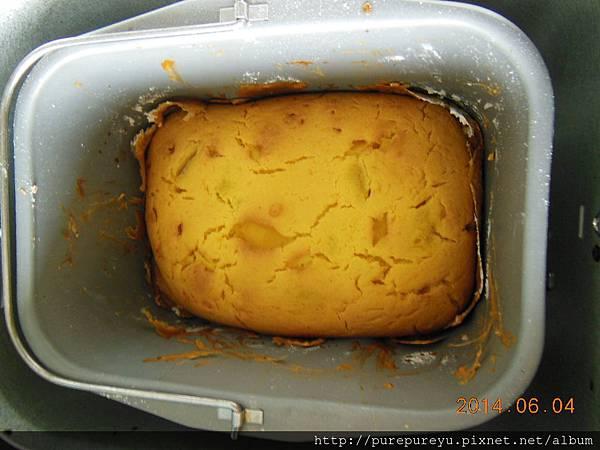 南瓜豆漿磅蛋糕.6.JPG