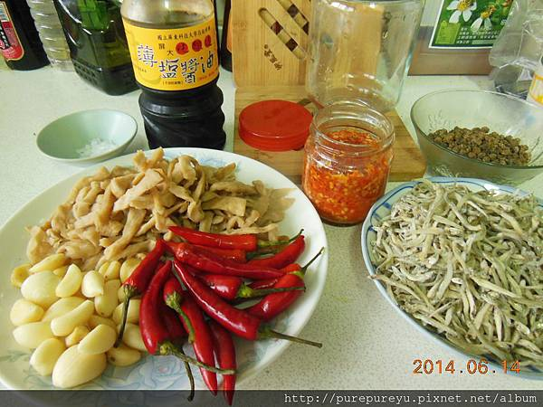 辣炒蘿蔔小魚乾.1