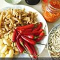 辣炒蘿蔔小魚乾.2