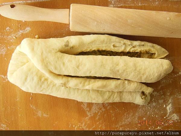 綠豆鮮奶麵包.12.JPG