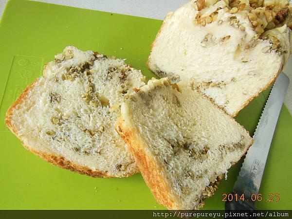 綠豆鮮奶麵包.23.JPG