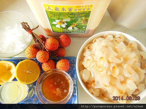 麵包機做荔枝果醬.5.JPG