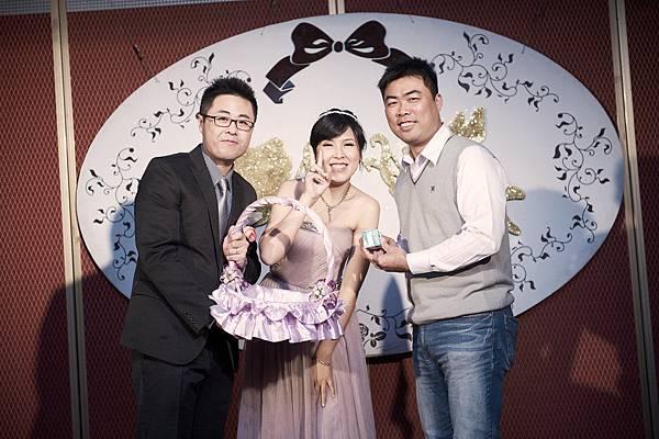 嘉豐&莛臻婚宴326