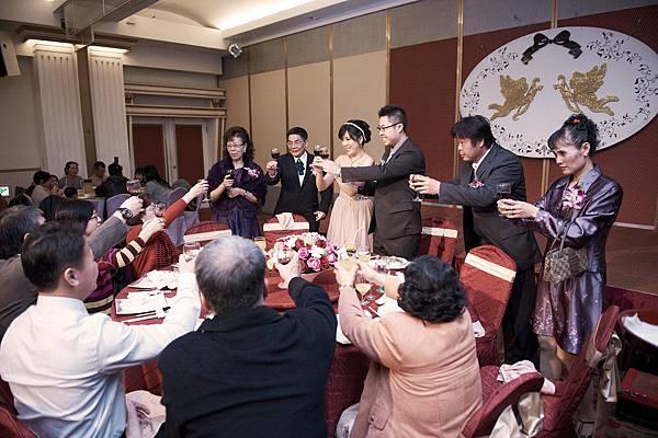 嘉豐&莛臻婚宴358