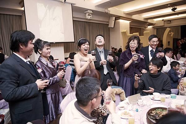 嘉豐&莛臻婚宴417