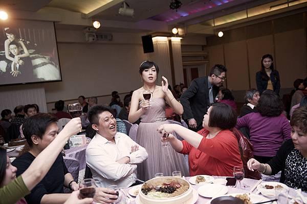 嘉豐&莛臻婚宴435