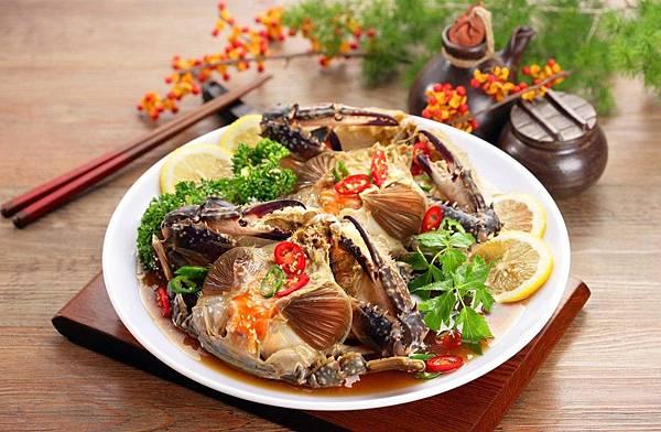 螃蟹美食1