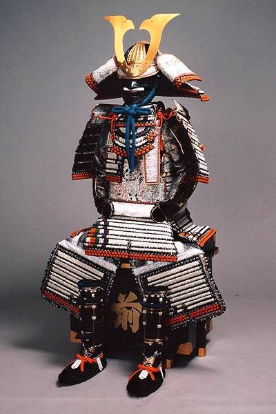 日本武士裝