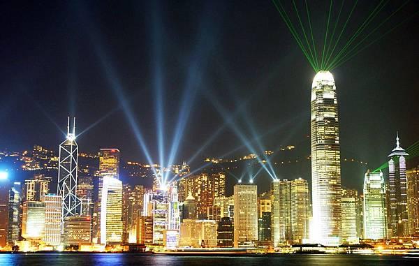 香港的維多利亞港