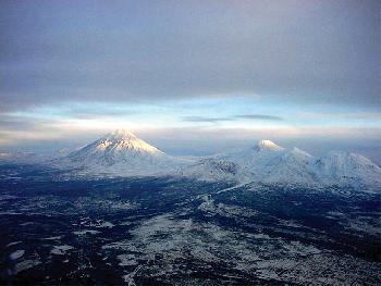 科里亞克火山