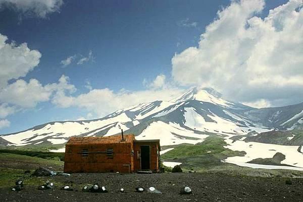 阿瓦恰火山