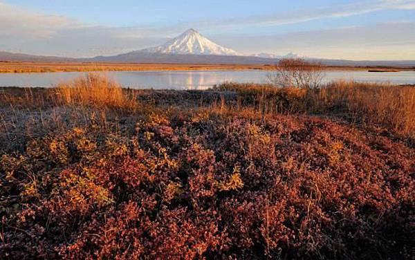 克羅諾基火山