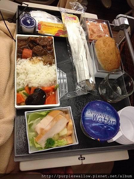 新航飛機餐