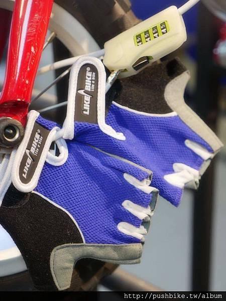 手套 blue