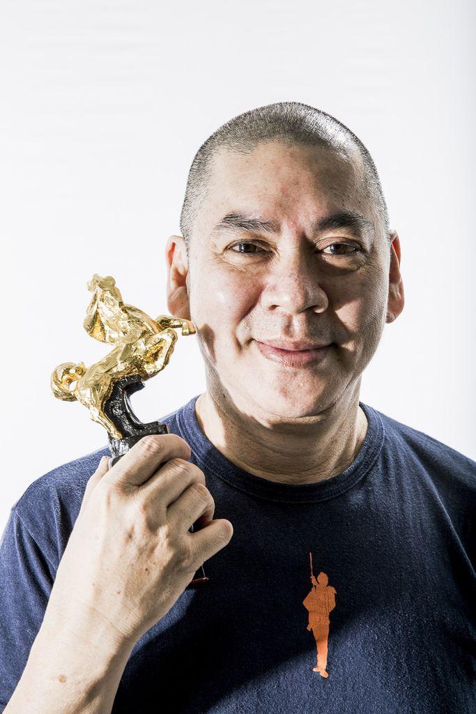 Award Machine ML Tsai