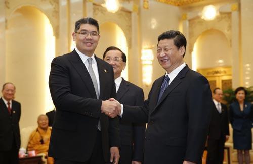 共產黨的台灣代言人