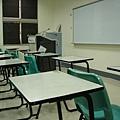 早上國文課沒半個人