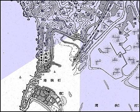 打狗潟湖地圖1