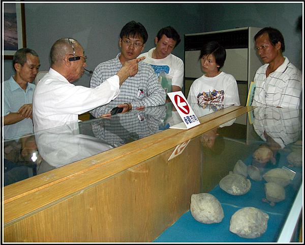 曾先生的化石館導覽-93-