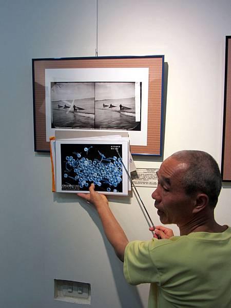 IMG_1783※湯姆生的「在岸浪中撈魚苗」照片與澳洲網站的虱目魚苗照片說明