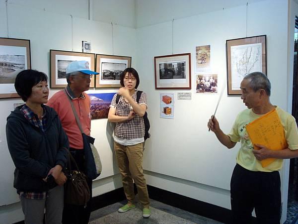 104-03-29「就是要看見台灣之美」特展開幕導覽DSC09500