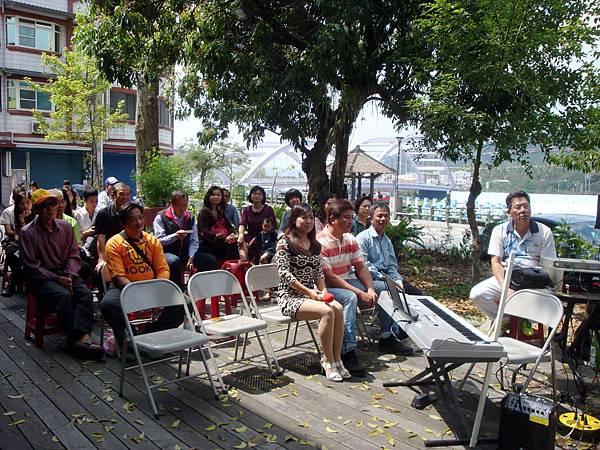 104-03-29「就是要看見台灣之美」特展開幕茶會現場DSC09490