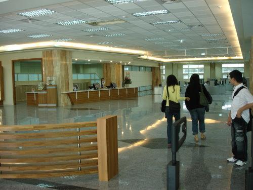 圖書館一樓大廳