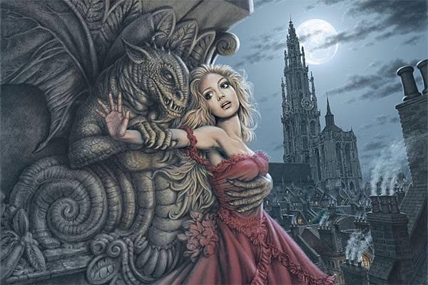 32-Gargoyle's Embrace.jpg