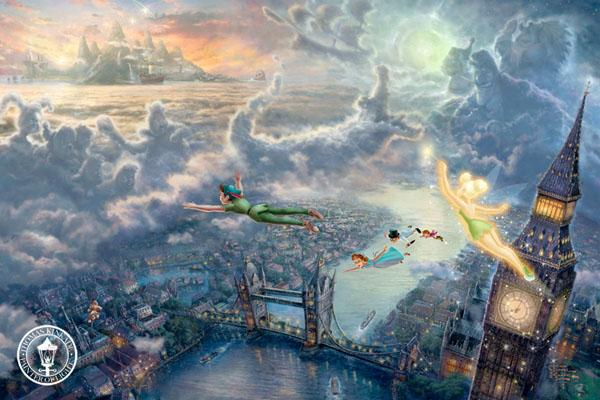 29-Tinker Bell and Peter Pan Fly to Neverland.jpg