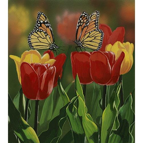 tmv-Monarchs & Tulips.jpg
