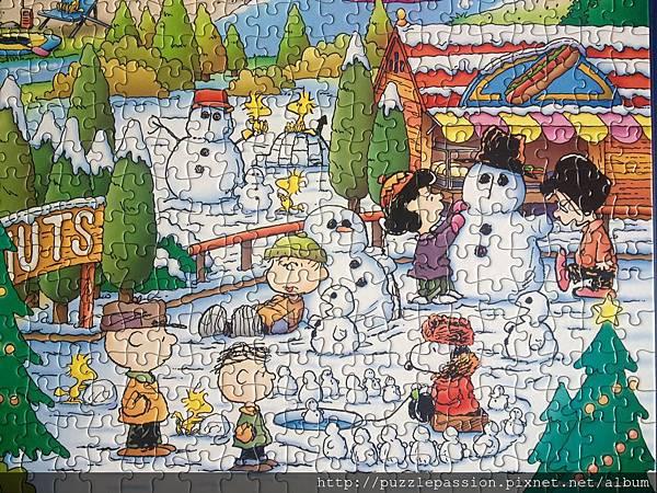 Snoopy 四季_冬.JPG
