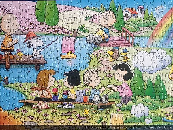 Snoopy 四季_春.JPG