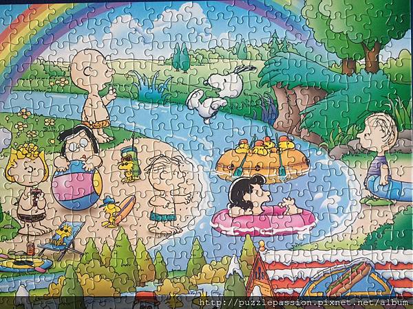 Snoopy 四季_夏.JPG