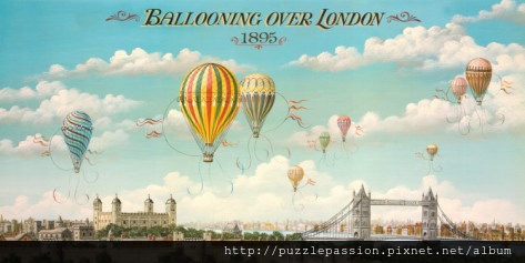 Ballooning in London
