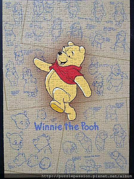 Winnie the Pook Sketchbook_完成圖.JPG