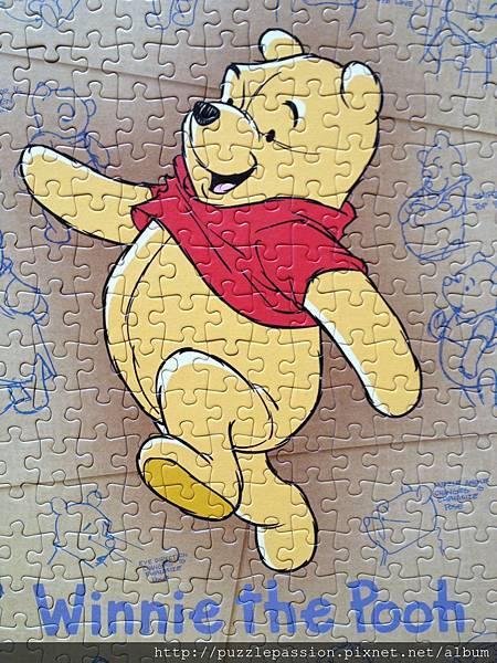 Winnie the Pook Sketchbook_細部.JPG
