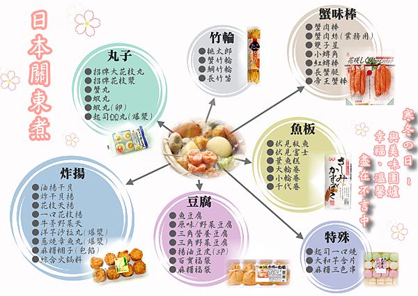 日本關東煮DMN1