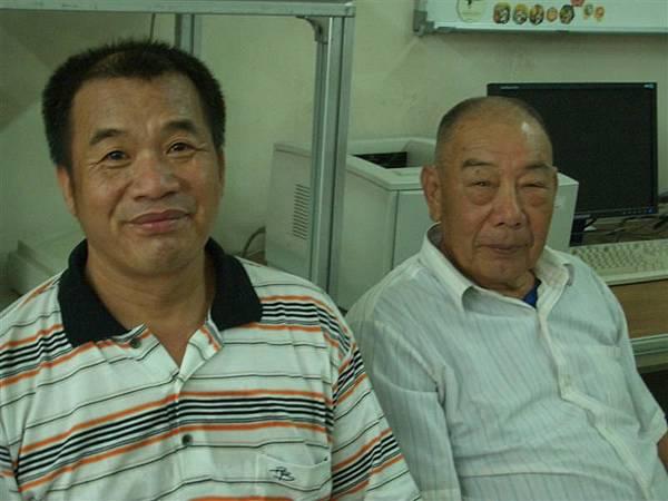 老爸&外公