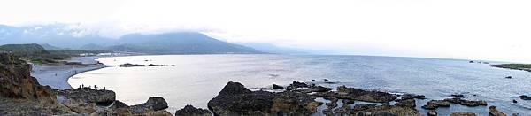三仙台海邊