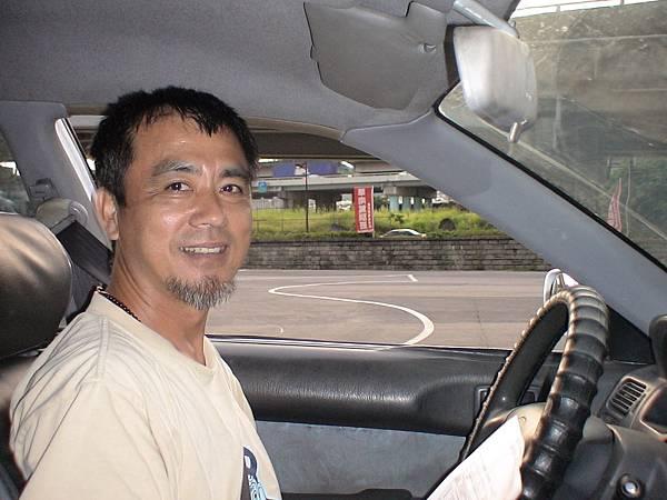 慶賀王先生 完成March 中和道路駕駛