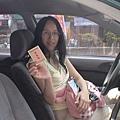 慶賀錢小姐 完成Nissan 中和道路駕駛