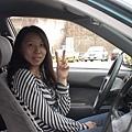 慶賀賴小姐 完成Nissan 士林道路駕駛